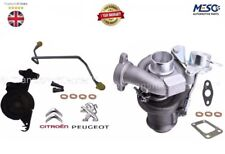 TURBOCHARGER & FITTING KIT FOR CITROEN XSARA PICASSO  1.6 HDI 90 PS 2004 ONWARD