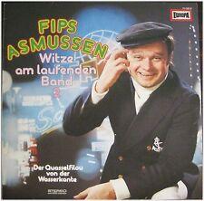 FIPS Asmussen, battute in corso il volume 2, VG +/VG +, LP (6391)