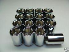 16 Pc HONDA CRX / CTX / FIT TUNER LUG NUTS LUGS With Key # AP-781145