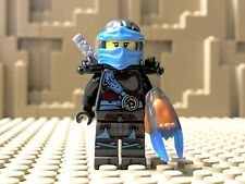 LEGO Ninjago Hands of Time Nya mini figure Wig TimeBlade 70625
