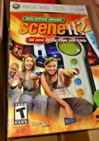 Scene it? with special controller - Factory Sealed