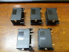 SCHURTER  KP01.1312.01 Qty of 5 per Lot AC Power Entry Modules SNAP-N PCB 2-POLE