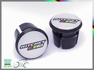 Ritchey WCS Handlebar Plugs end Caps Tapones bouchons lenker type 4