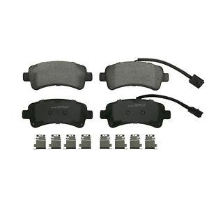 Disc Brake Pad Set-SevereDuty Disc Brake Pad Rear Wagner SX1840