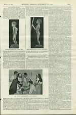 1897 Scoliosis Hunchback Kyphosis Cure Dr Calot Potts Disease Scientific America