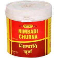 2 X Vyas Ayurveda Nimbadi Churna 100 gm Skin Diseases, Acne, Pimples, Gout FS