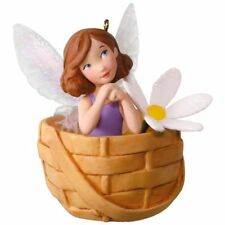 Hallmark 2018 May Flowers # 4 in Friendly Fairy Series Ornament