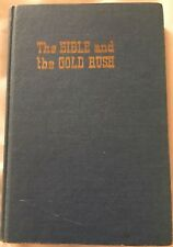 The Bible And The Gold Rush A Century Of Congregationalism In Colorado Hopkins