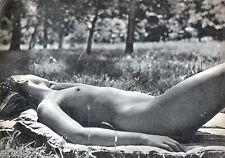Héliogravure - NU -   par Pierre Boucher (1936)