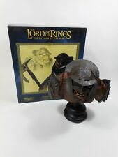 LORD OF THE RINGS ROTK GROND TROLL DESIGN MAQUETTE STATUE SIDESHOW WETA 101/3000