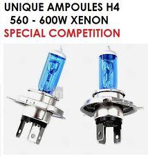 !LE XENON SUR VOTRE MOTO SCOOTER QUAD KIT H4 560/600W PUISSANCE INCROYABLE RARE!