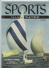 Sports Illustrated Sailing Olympics 1956 Brooklyn Dodgers Jackie Robinson