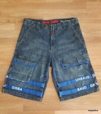 11a2e82c Vintage Men's MFG Marithe Francois Girbaud Denim Shorts Size 38