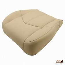 "1999 To 2003 Lexus RX300 Driver Side Bottom ""Synthetic Leather"" Seat cover Tan"