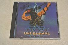 Overdrive - Metal Attack (CD, Rock Treasures 1983) RARE OOP +5 Bonus Tracks