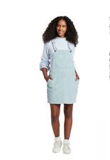 Women's Sleeveless Overall Style Corduroy Mini Dress Wild Fable NWT Small NWT 19