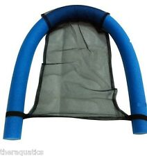 Heavy Duty Ocean NOODLE CHAIR Water Pool Thick Foam Oversize Chair Blue NEW 9125