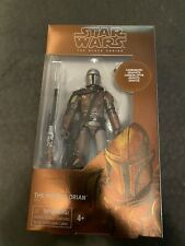 Star Wars The Black Series Carbonized Graphite The Mandalorian Target Awesome!!!