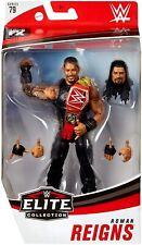WWE Roman Reigns Elite Collection Series 79 Extra Head Mattel 2020 Action Figure