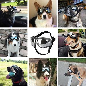 Pet Dog Windproof Glasses UV Sunglasses Protection Eye Wear Fashion Goggles