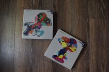 KAWS 'No Ones Home' and 'Stay Steady' Puzzle Set - Snoopy NGV EXCLUSIVE