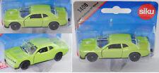 Siku Super 1408 Dodge Challenger SRT Hellcat, ca. 1:63
