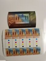 Australia 2015 Anzac Gutter Stamps & Joint New Zealand Mini-Sheet MNH