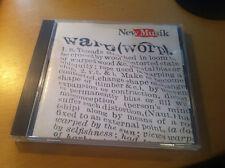 "New Musik ""Warp"" JAPAN IMPORT cd 17 tracks EICP 7015"