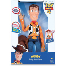 Thinkway Toys Toy Story Promo Talking Action Figure