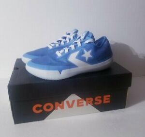 Converse All Star Pro BB Basketball Low Solstice University Blue 167937C Siz 6.5