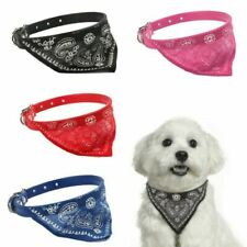 Pet Bandanna Cat Dog Collar Kitten Puppy Neck Scarf Pet Clothing Neckerchief XL