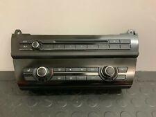 BMW 5 SERIES F10 F11 A/C HEATER CLIMATE CONTROL PANEL 9249708