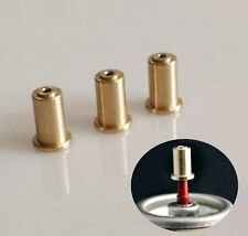 3Pcs Butane Gas Refill Adapter For S.T Dupont Memorial Lighter L1 / L2 / GATSBY
