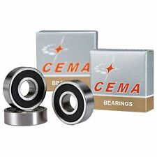 Cema Bearing #6900 (10 x 22 x 6mm) Chrome Steel Bicycle Cycle Wheel Hub Bearings