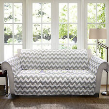 Special Edition by Lush Decor Chevron Sofa Protector Slip cover Target