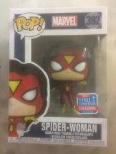 Funko Pop Spider Woman (Classic) NYCC (New York Comic Con) Exclusive