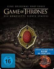 Game Of Thrones Staffel 7 Limited Steelbook Blu Ray