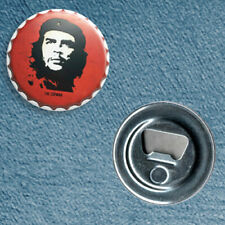 Che Guevara Beer Bottle Cap Logo 59mm Bottle Opener/Fridge Magnet.