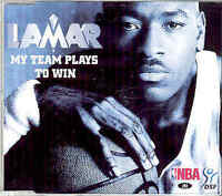 Lamar - My Team Plays To Win, 4-Track CD-Maxi