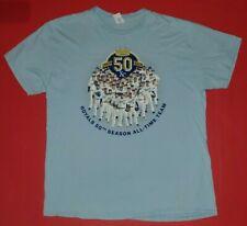 Kansas City Royals 50th Anniversary All Time Team T-shirt Size Adult XL SGA
