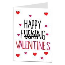 Alternative Anti Valentines Day Card