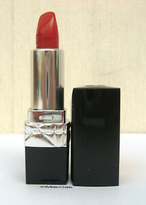 Christian Dior Rouge Dior Couture Colour Lipstick mini 1.5ml Size 999  u/b