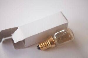 Technika Westinghouse  Oven Lamp Light Bulb Globe  25W TB60FDTSS-3 Italian made