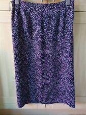 Unbranded Full Length Viscose Floral Skirts for Women