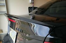 BMW E82/1M CF Carbon Fiber Performance Style Trunk Spoiler