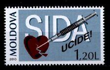 ,Kampf gegen AIDS. 1W. Moldawien 2010
