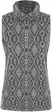 Polyester Cowl Neck Geometric Tops & Shirts for Women