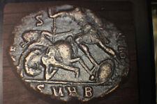 Monedas Roma Antigua caído Gefr Fel Temp Mouse Pad Mousepad Exclusivo Usa