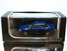 HPI RACING 8191 SUBARU LAGACY RS - PLAIN COLOR BLUE 1:43 - EXCELLENT IN BOX