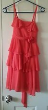 FRIENDS by JESSE - Near New, Girls Dress, Red, Size 9